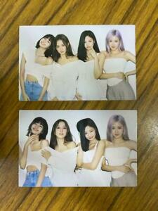 [READY STOCK] Blackpink The Album UK Exclusive Group Photocard (100% OFFICIAL)