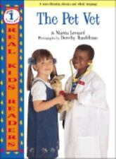 Pet Vet, The (Real Kid Readers: Level 1)-ExLibrary