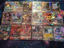 LOTTO 80 CARTE POKEMON con ULTRA RARA EX GX in inglese GARANTITA (NO 80 EX/GX)