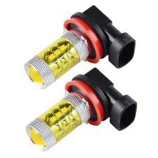 2PCS 80W H16 H11 H8 LED Fog Light Bulb For Acura ILX RDX RL TL RSX TSX MDX ZDX