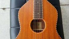Inlay Weissenborn Hawaiian Lap Guitar w/4Band Eq