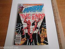 Daredevil 175 VF/NM comic book 1980's Bronze Age HIGH GRADE Elektra