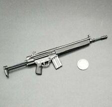 "1:6 Ultimate Soldier HK G3 A4 Long Rifle 12"" GI Joe Dragon BBI SWAT Police GSG9"
