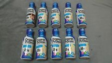 (10) Bottles Orgain Organic Protein Nutritional Protein Shake 14 Oz Vanilla Bean