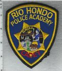 Rio Hondo Police Academy Cadet  California 2nd Issue Wall Display Shoulder Patch