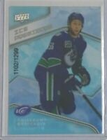 Guillaume Brisebois Ice Premieres 2019-20 Upper Deck Ice #1102/1299 - Canucks