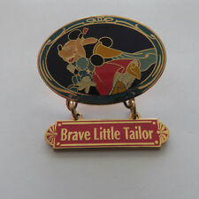 Disney Mickey & Pals Sweet Kiss Pin Series Brave Little Tailor Pin