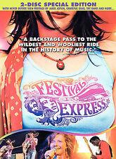 Festival Express (DVD, 2004, 2-Disc Set)