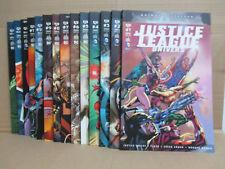 Justice League Univers - N°1 à 11 + HS N°1 à 3 - DC Comics