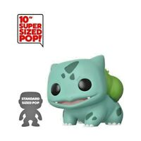 "BULBASAUR 10"" FUNKO POP GAMES POKEMON #454 PRE ORDER"