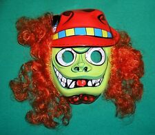 Circa 1980 WEIRD-OH'S Halloween Mask - Old Store Stock