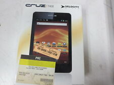 Velocity Micro Cruz T408 4GB, Wi-Fi, 8in - Black -