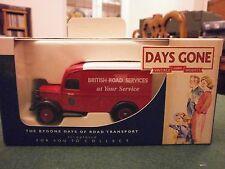 Lledo Days Gone 1950 Bedford 30 Cwt Van with British Road Services Decals