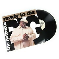 Notorious B.I.G. - Ready To Die [in-shrink] LP Vinyl Record Album BIG 2LP