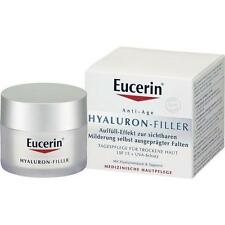 EUCERIN Anti-Age Hyaluron-Filler Tag trockene Haut 50ml PZN 7608420