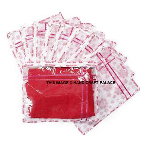 Oneside Clear Plastic Clothes Sari Saree Garment Storage cover Bag White (48 PC)