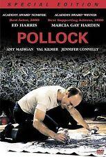 Pollock (DVD, 2001, Special Edition)