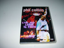 Phil Collins - Live And Loose In Paris * DVD 1997 *