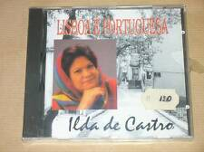 CD / ILDA DE CASTRO / LISBOA PORTUGUESA / RARISSIME / NEUF SOUS CELLO
