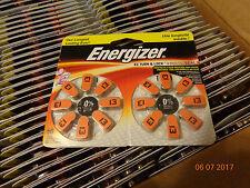 ENERGIZER BATTERIES EZ TURN & LOCK AZ13DP EXPIRES 2020 U GET 32  FITS ANY SZ 13