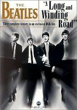 The Beatles - A Long and Winding Road, Part 1-3 [4 D...   DVD   Zustand sehr gut