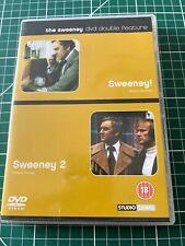 The Sweeney/Sweeney 2 (DVD, 2003) - DISC VGC - FREE P&P