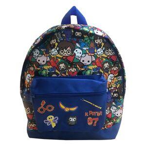 Harry Potter Charms Roxy School Bag Rucksack Backpack Brand New Gift