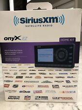 Sirius Xm Xez1H1 Onyx Ez Satellite Radio With Home Kit - New