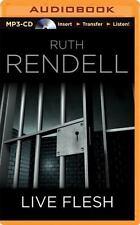 Live Flesh by Ruth Rendell (2014, MP3 CD, Unabridged)