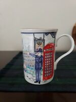 James Sadler Piccadilly London Heritage Collection Porcelain Mug Fine Bone China