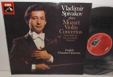 ASD 3639 Mozart Violin Conertos Nos.2 & 5 Vladimir Spivakov & ECO
