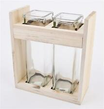 Deko-Tischvasen im Landhaus-Stil