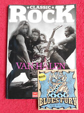 rivista CLASSIC ROCK 169/2012 + CD Van Halen Dave Lee Roth Queen Ramones Ufo
