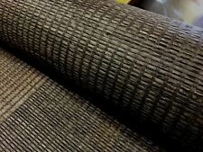 5 Mtrs Rafia Hoja ciego Marrón Oscuro Pantalla Craft material 1.9M amplia venta!