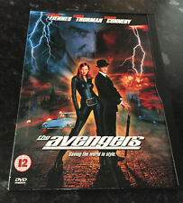 The Avengers -  Saving the World in Style - DVD