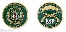 ARMY MP MILITARY POLICE ASSIST PROTECT DEFEND CHALLENGE COIN