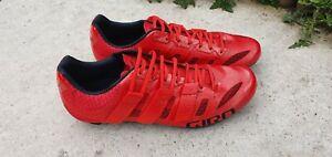 Giro Prolight Techlace Road Shoes – Bright Red – EU43 / UK8.5 / US 9.5 (damaged)