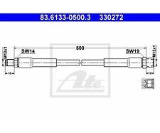 ATE Bremsschlauch   für Mercedes-Benz T2//L Kasten//Kombi