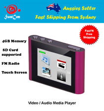 LASER M7T (4 GB) Touch Screen Audio/Video MP3 Media Player/ FM Radio VOICE REC