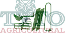 John Deere 4455, 4755, 4955 Tractor Cab Foot Step Kit