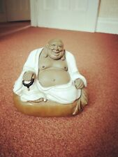 famous big Chinese Shiwan budah figure