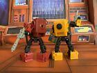Transformers Earthrise Backpack OLNY Upgrade Set. Bumblebee + Cliffjumper