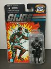 GI Joe Snake Eyes Commando 25th Anniversary Figure Hasbro 2007