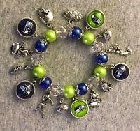Seattle Seahawks Bracelet
