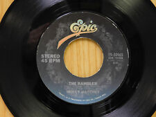 Molly Hatchet 45 The Rambler bw Get Her Back   Epic M-
