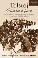 TOLSTOJ -Guerra e Pace - Con un saggio di Tolstoj sulla genesi del romanzo, 2007