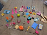 Barbie doll and friends Shoes and Accessories Lot