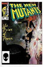 NEW MUTANTS #25 (3/85 Marvel) NM- (9.2) 1st BRIEF APP. LEGION (DAVID HALLER)!