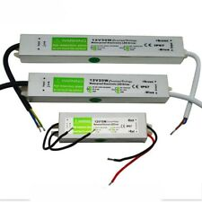 LED Driver AC220V to DC12V 24V 10W 100W LED Power Supply Lighting Transformers