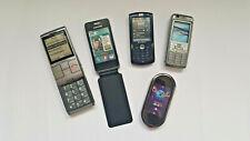 5 Stück Ganz seltene Handy Modellen DUMMY'S Attrappen Sammlung - Requisit, Deko